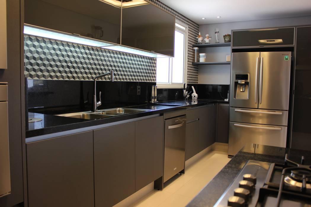 Moderne Küchen von ALME ARQUITETURA Modern