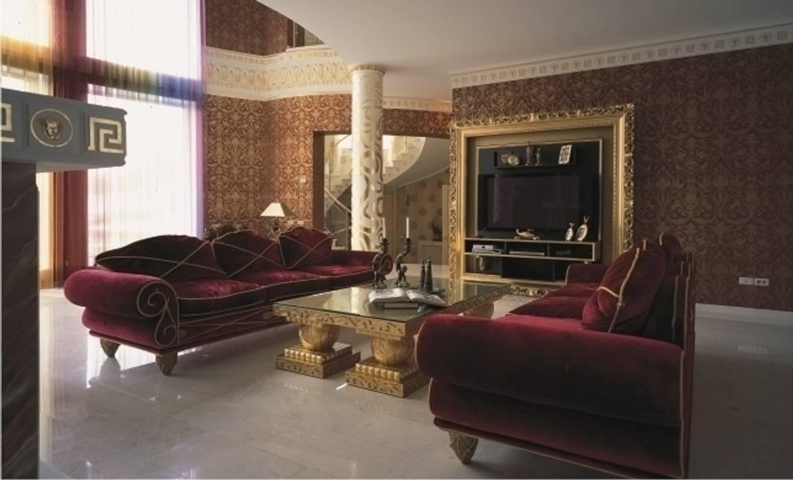 Prosperity Living room