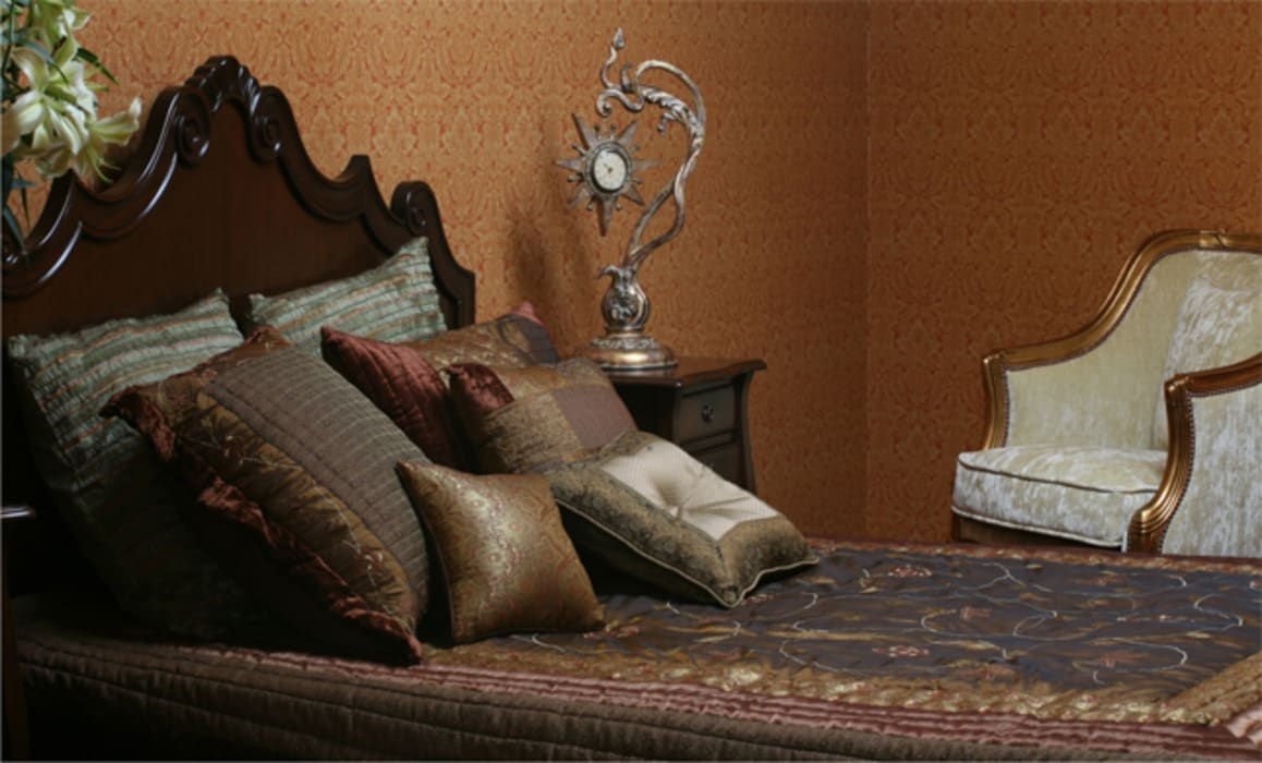 Eclectic style bedroom by Prosperity Eclectic