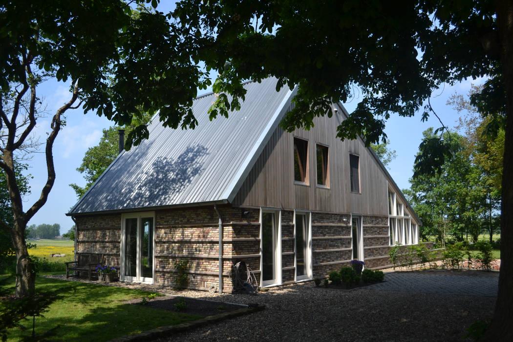 Maisons modernes par Dorenbos Architekten bv Moderne