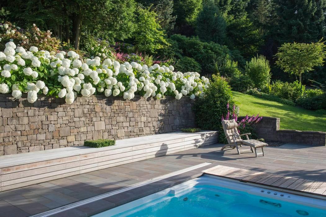Garten In Hanglage Schwelm Von Planungsburo Garten Und