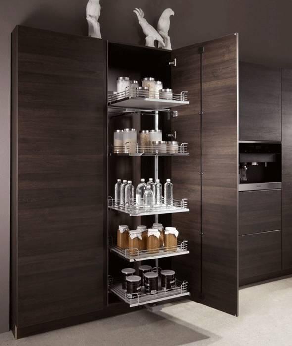 Elegant. hoch. stapeln. – hoch-eck-schrank magic corner: küche von ...