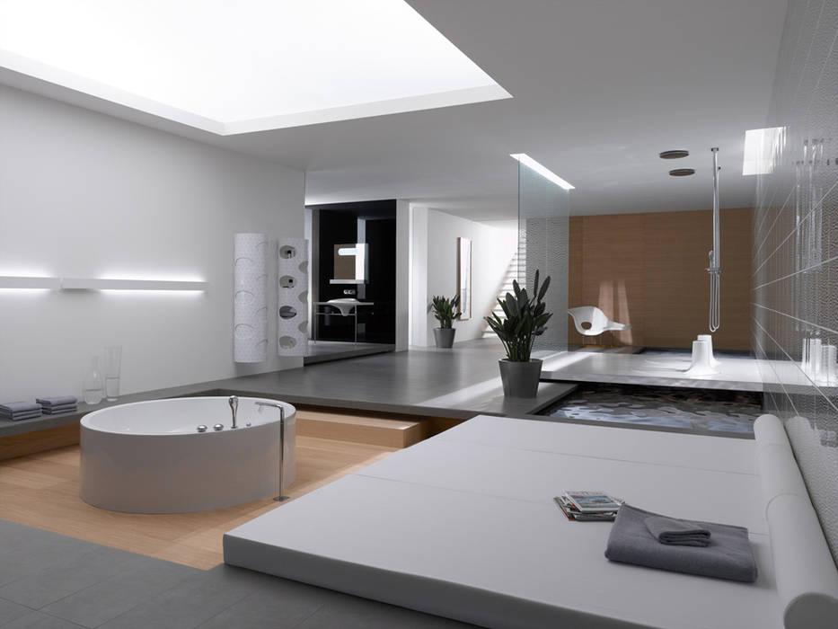 Tadilat Şirketleri  – Esenyurtdekorasyon :  tarz Banyo, Modern