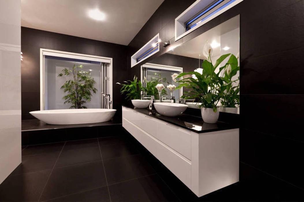 Sarıyerdekorasyon Modern Banyo Daire Tadilatları Modern