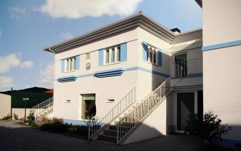 Casas de estilo  de EVA | evolutionary architecture