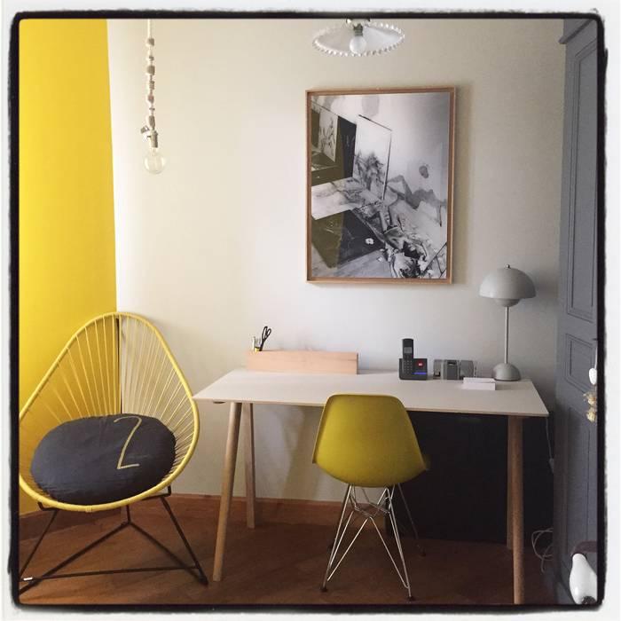 Le bureau: Bureau de style de style Scandinave par Pour l'amour des belles choses