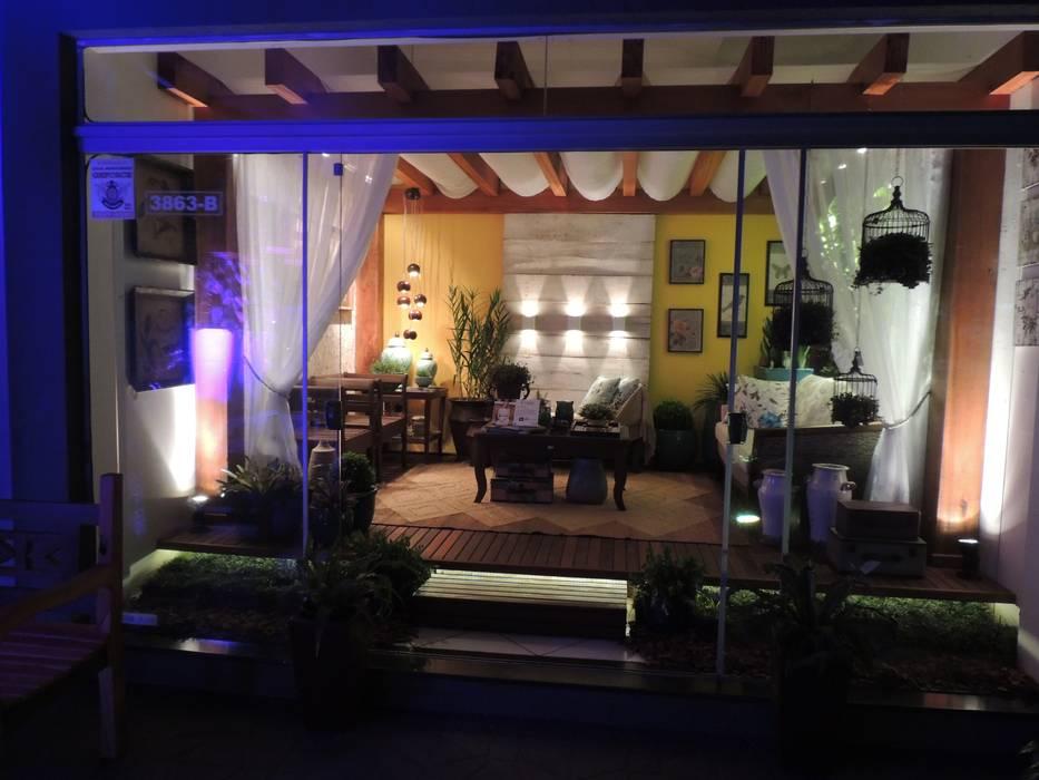 Jardines de estilo rústico de Denise Fumagalli arquitetura e interiores Rústico