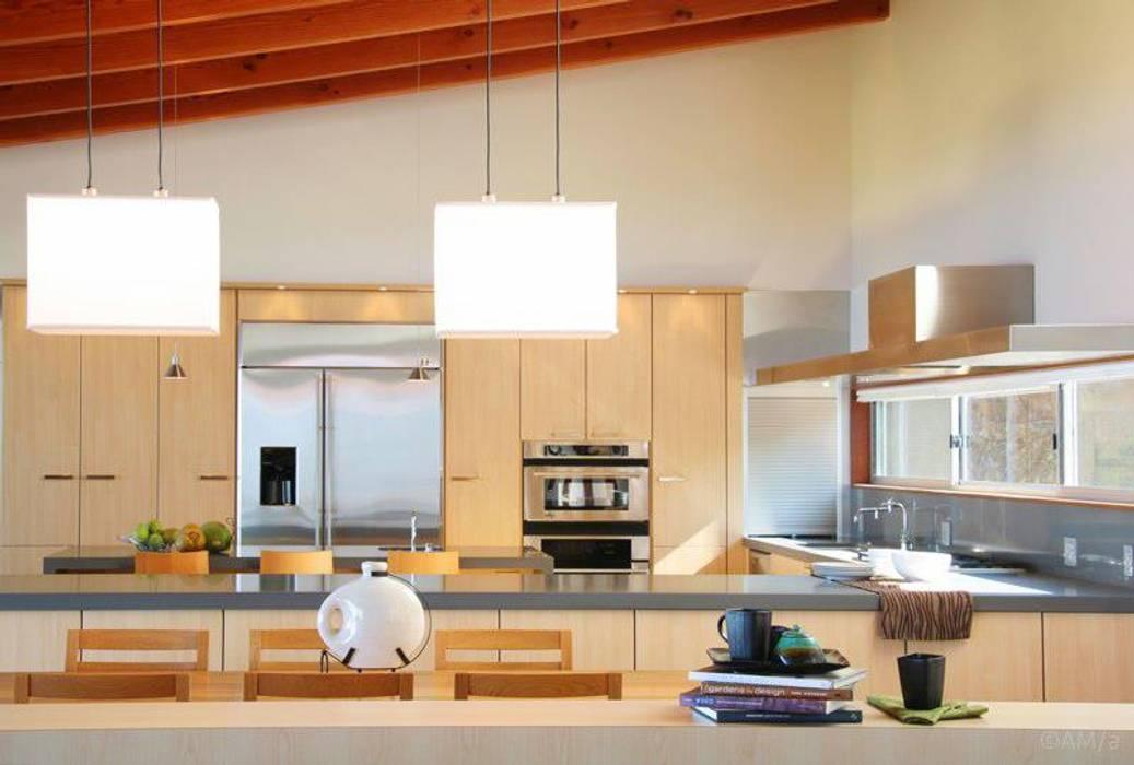 Cocinas de estilo moderno de Alvaro Moragrega / arquitecto Moderno