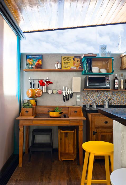 Kitchen by Estúdio 102, Modern