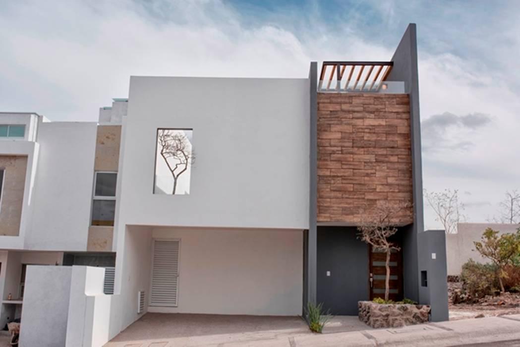 JF ARQUITECTOS Rumah Minimalis