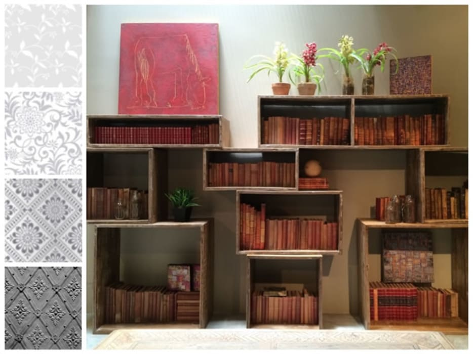 Study/office by MARIANGEL COGHLAN