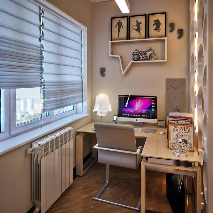Dormitorios infantiles de estilo moderno de Sweet Home Design Moderno