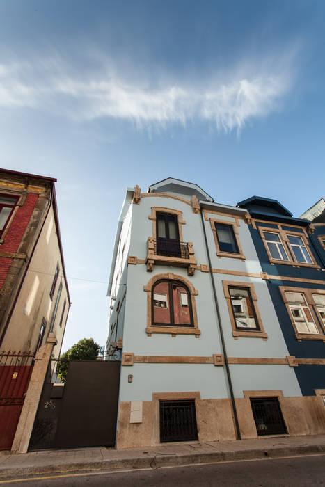 Дома в классическом стиле от AreA7 Классический