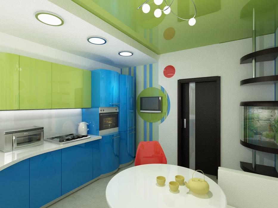Modern kitchen by Vera Rybchenko Modern