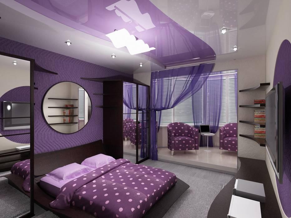 Bedroom by Vera Rybchenko