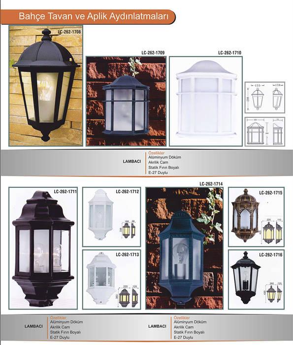 Lambacı Collection Garden Lighting