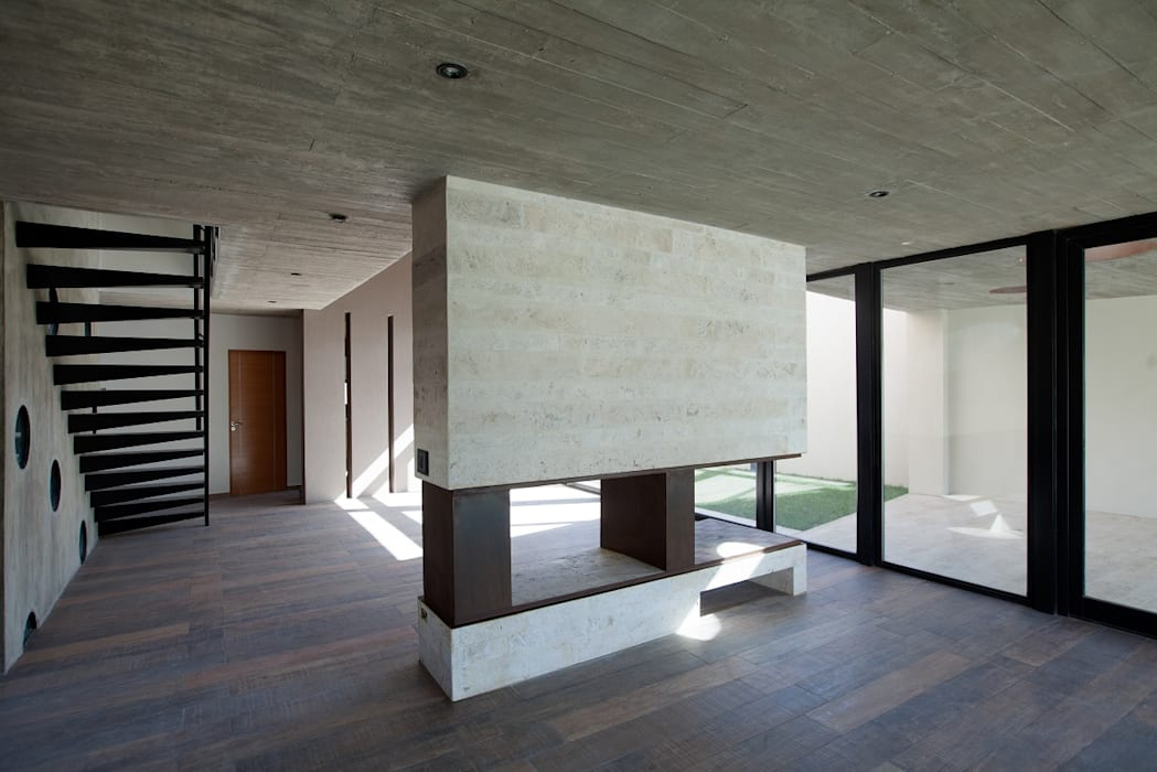 Living room by DMS Arquitectura