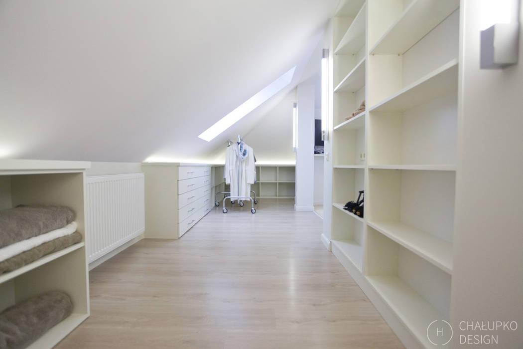 Closets modernos por Chałupko Design Moderno