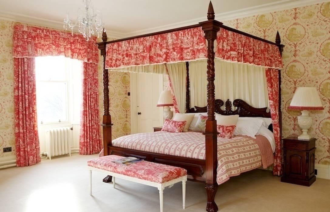 classic Bedroom by adam mcnee ltd