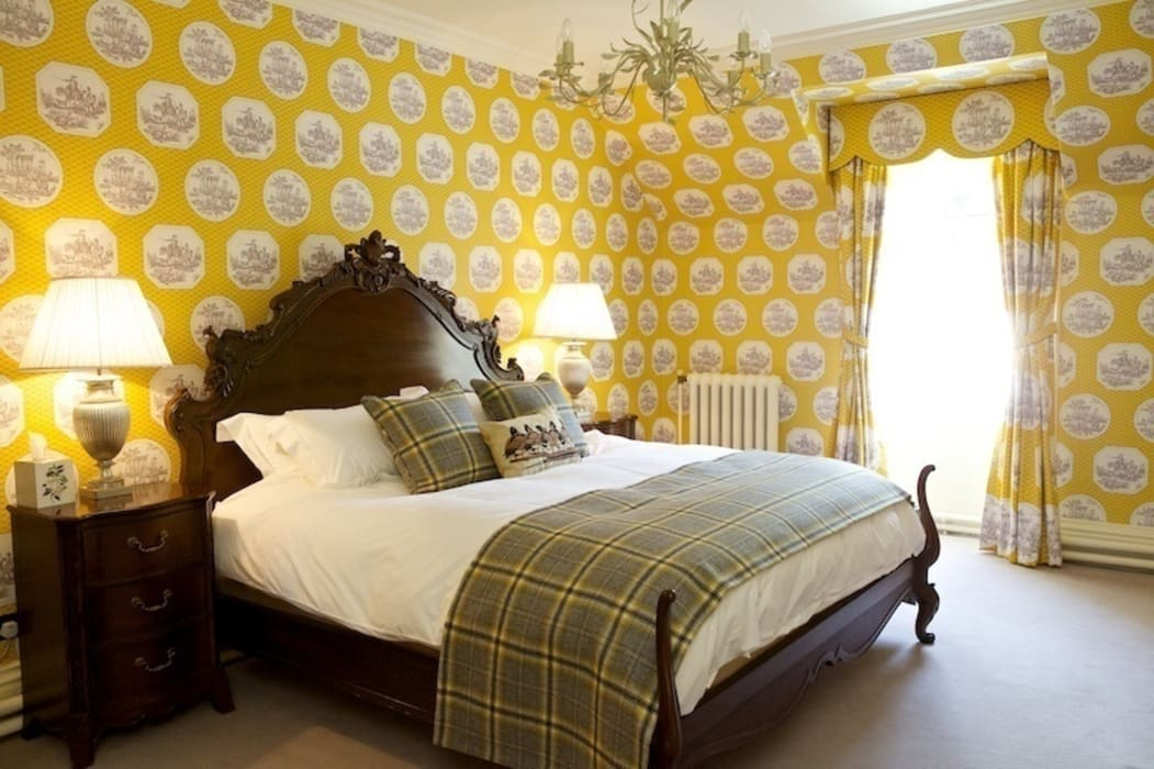 Guest Bedroom adam mcnee ltd BedroomAccessories & decoration