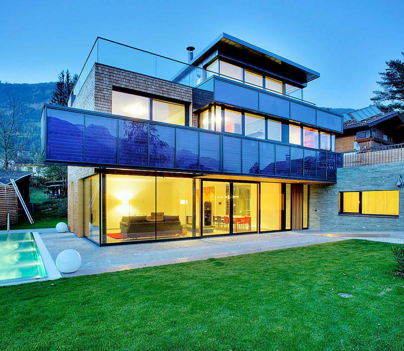 Modern houses by pedit&partner architekten Modern