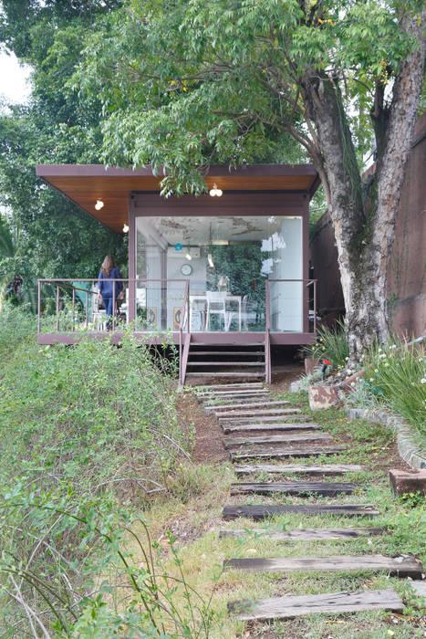 Cerejeira Agência de Arquitetura Modern offices & stores