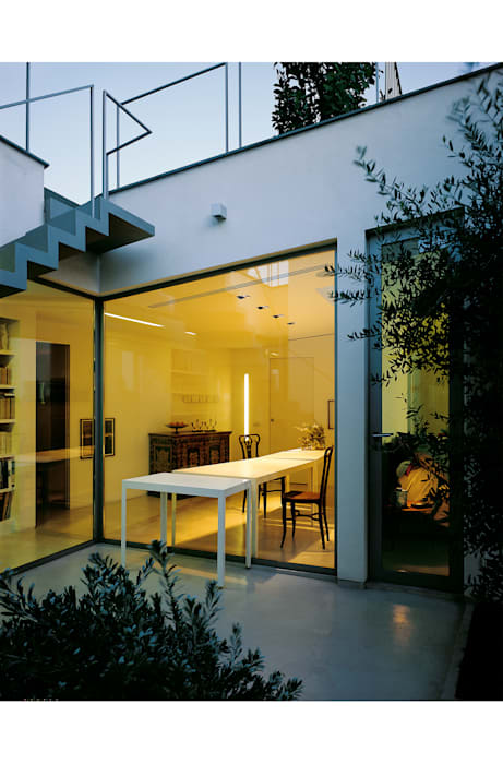 Terrace by 8&A Architetti