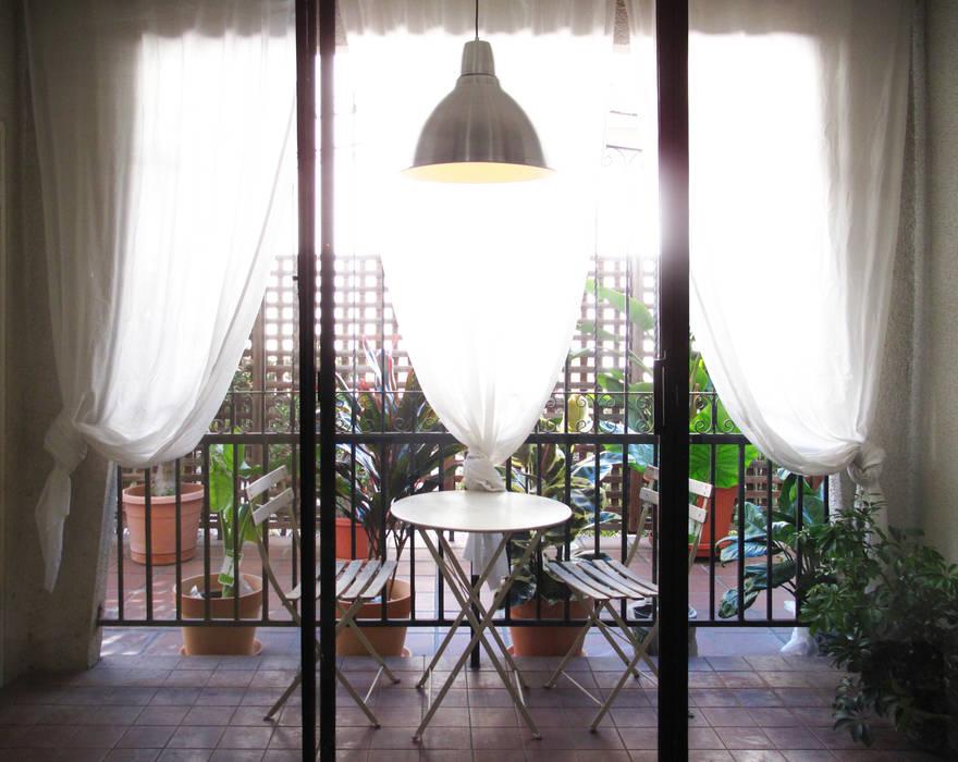 la petite terrace : Terrasse de style  par Studio Pan