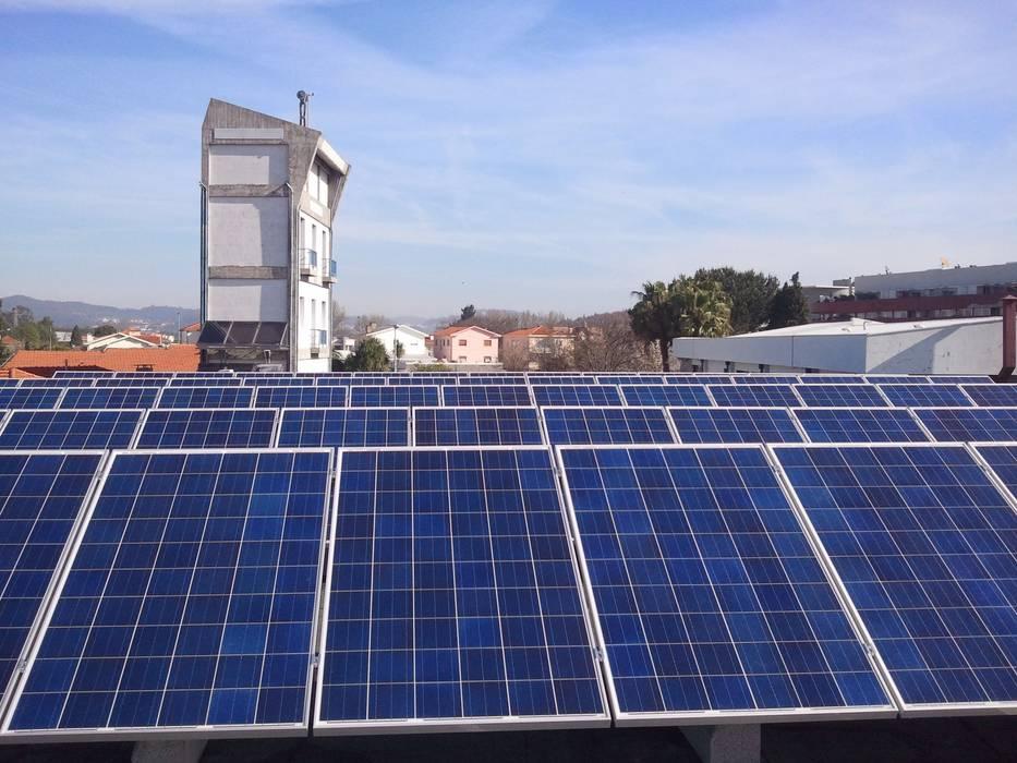 Produzir a energia para autoconsumo - uma boa ideia: Espaços comerciais  por myhomeconsultores.pt