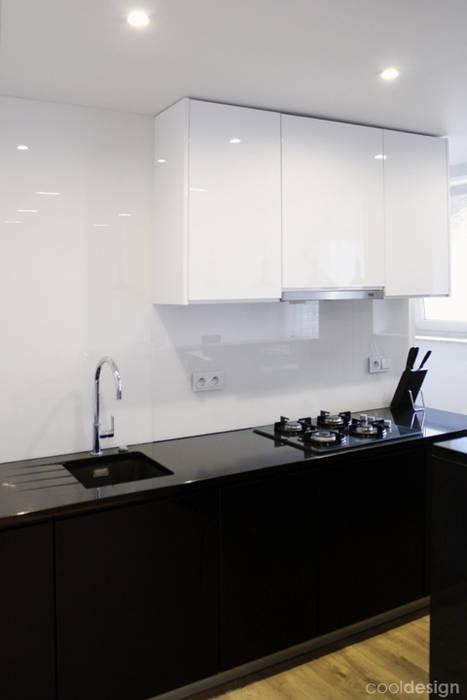 Moderne Küchen von COOLDESIGN Modern