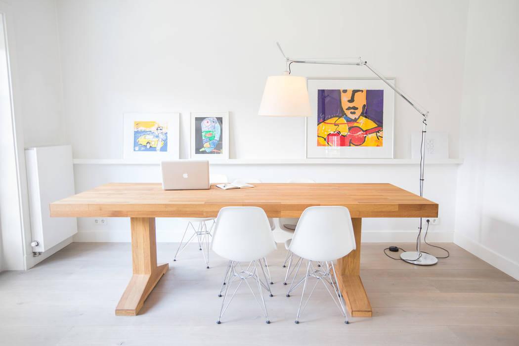 Woonhuis Laren Moderne eetkamers van ontwerpplek, interieurarchitectuur Modern