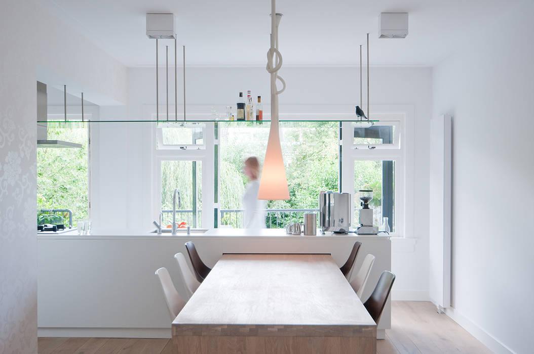 Moderne Küchen von ontwerpplek, interieurarchitectuur Modern