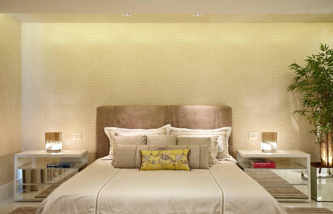 Kamar Tidur oleh Arquitetura e Interior, Modern
