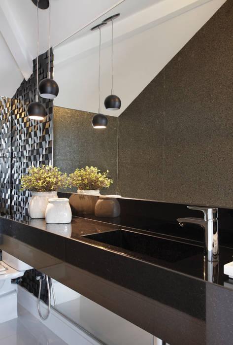 Baños de estilo  por Arquitetura e Interior, Moderno