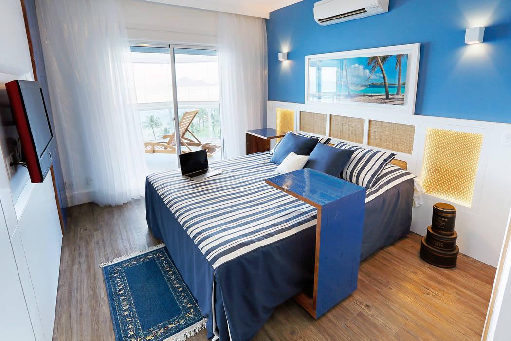 Chambre de style  par Mayra Lopes Arquitetura | Interiores, Tropical