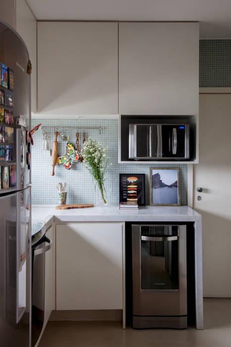 Helô Marques Associados Cucina in stile mediterraneo