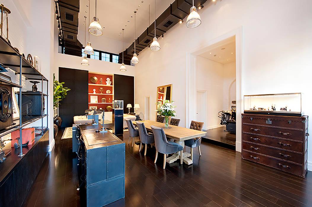 Espaces commerciaux de style  par WORKTECHT CORPORATION,
