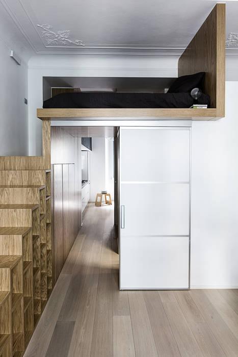 Schlafzimmer von Studio Tenca & Associati,