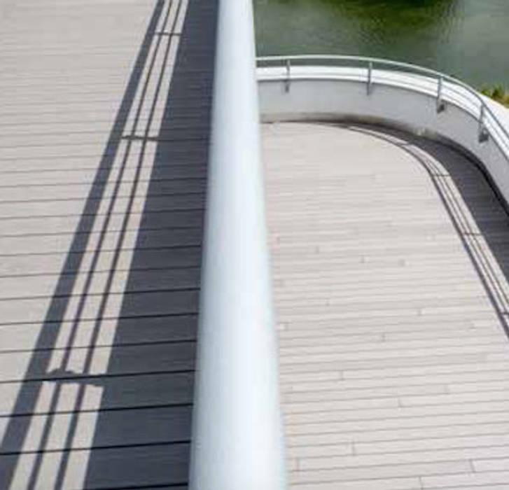 Main Donau Mark (Allemagne): Bureaux de style  par TimberTech