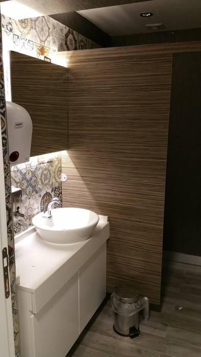 ÖZ-İŞ İNŞAAT İÇ MİMARLIK HAZIR MUTFAK BathroomMirrors