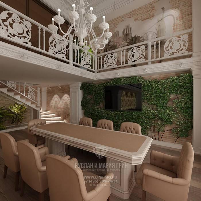 Дизайн интерьера офиса: Офисные помещения в . Автор – Студия дизайна интерьера Руслана и Марии Грин