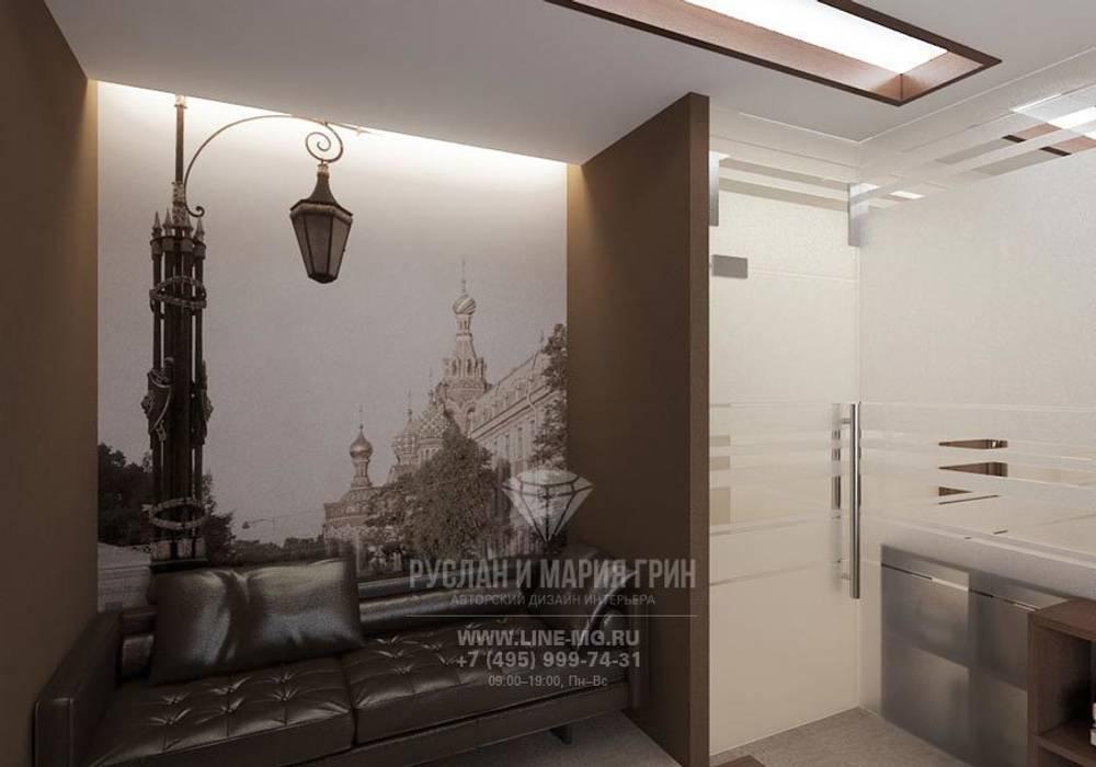 Дизайн интерьера офиса Офисные помещения в стиле лофт от Студия дизайна интерьера Руслана и Марии Грин Лофт