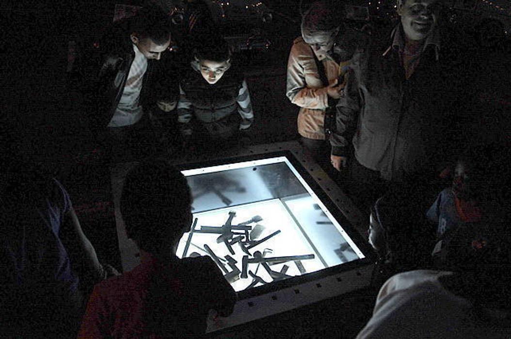 Inauguration.: Lieux d'événements de style  par Philippe Daney