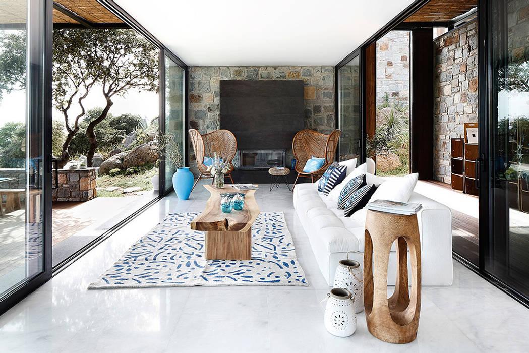 Engel & Völkers Bodrum Salas de estar modernas por Engel & Völkers Bodrum Moderno