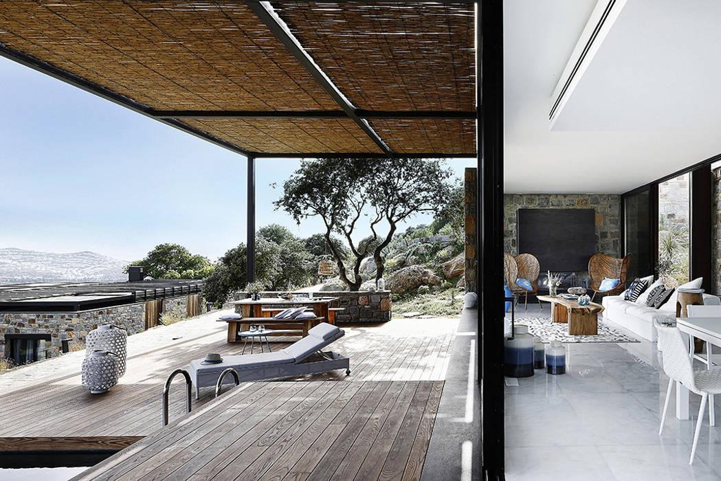 Engel & Völkers Bodrum Engel & Völkers Bodrum Modern style balcony, porch & terrace