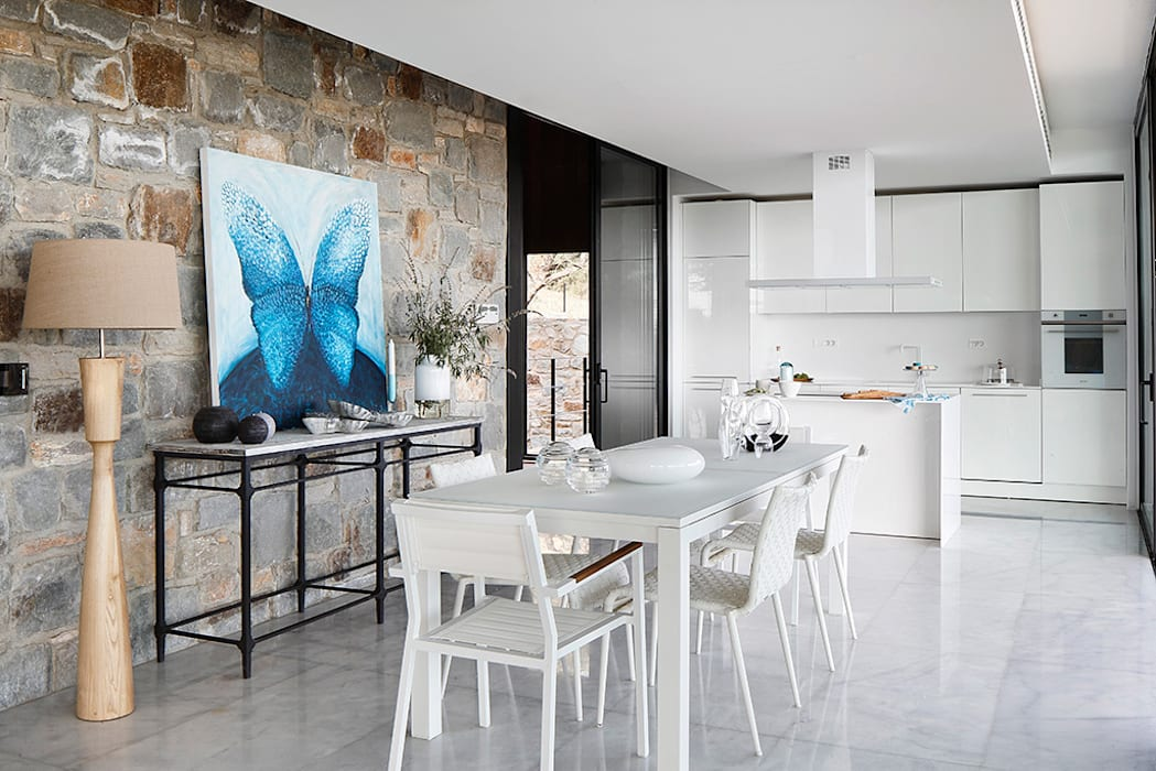 Dining room by Engel & Völkers Bodrum, Modern