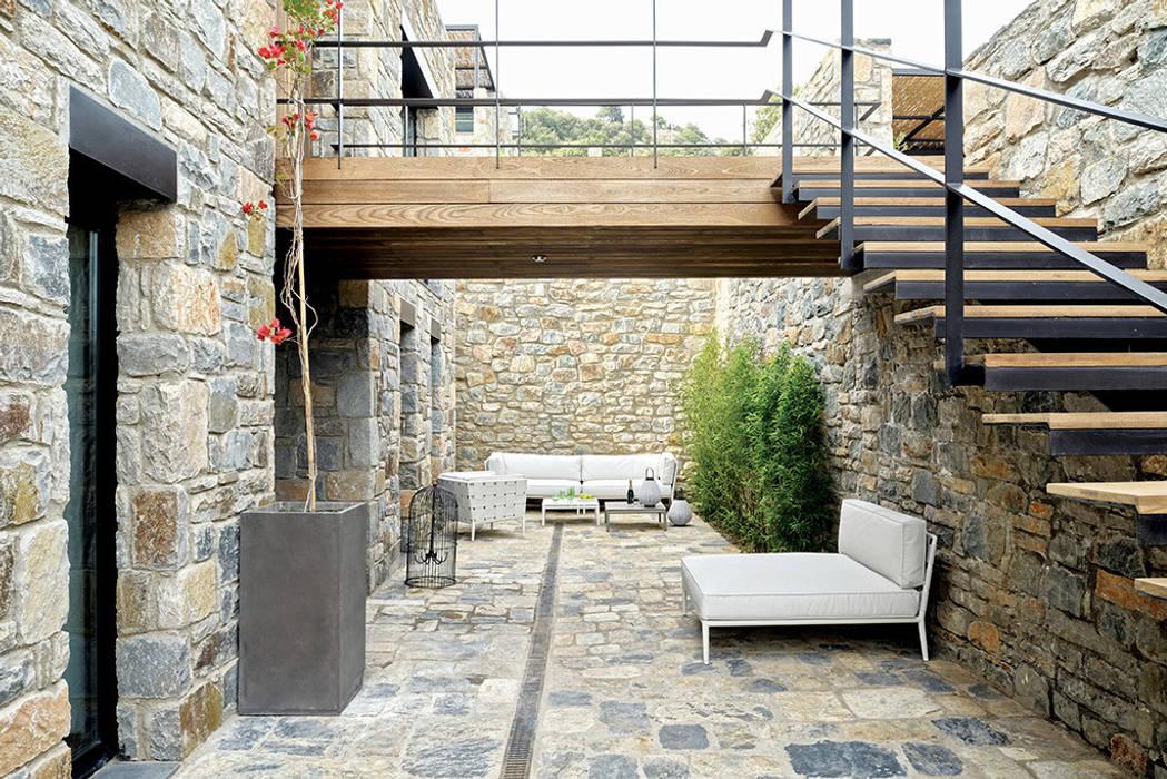 Engel & Völkers Bodrum Moderner Balkon, Veranda & Terrasse von Engel & Völkers Bodrum Modern