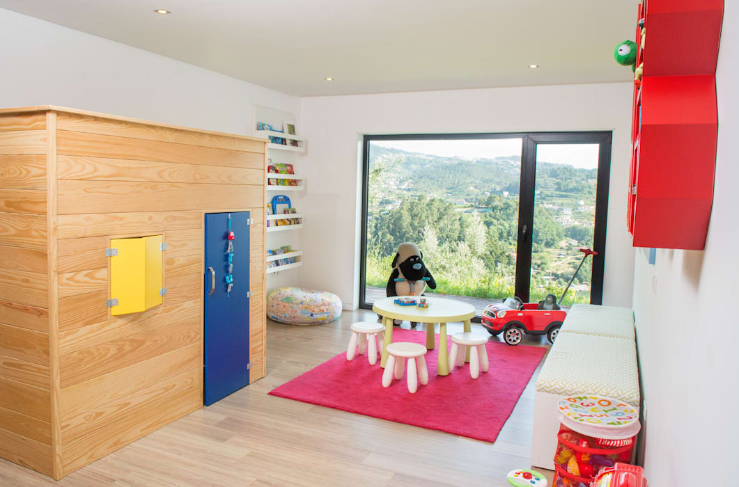 Quarto de Brincar : Quartos de criança  por Ângela Pinheiro Home Design,