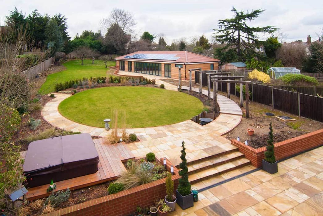 Myddelton Gardens von Bradley Van Der Straeten Architects