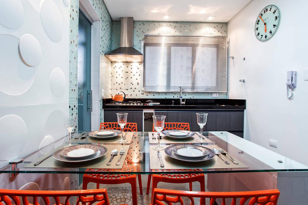 Dapur Modern Oleh Amanda Pinheiro Design de interiores Modern